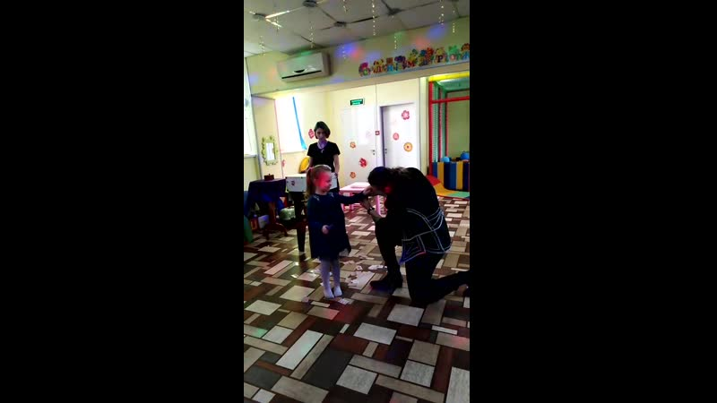 Выступление в детском центре Кубик Рубик г Москва 21 03 2020