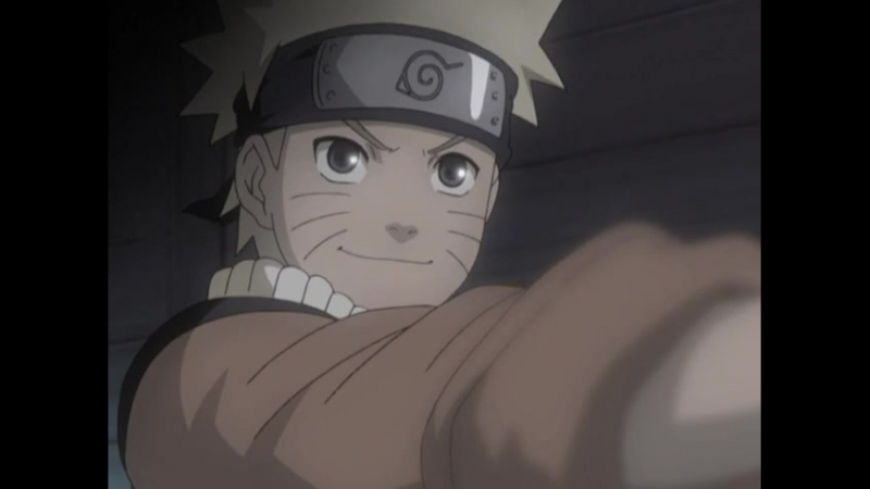 180 серия Наруто 1 сезон Naruto 1'st season 2x2
