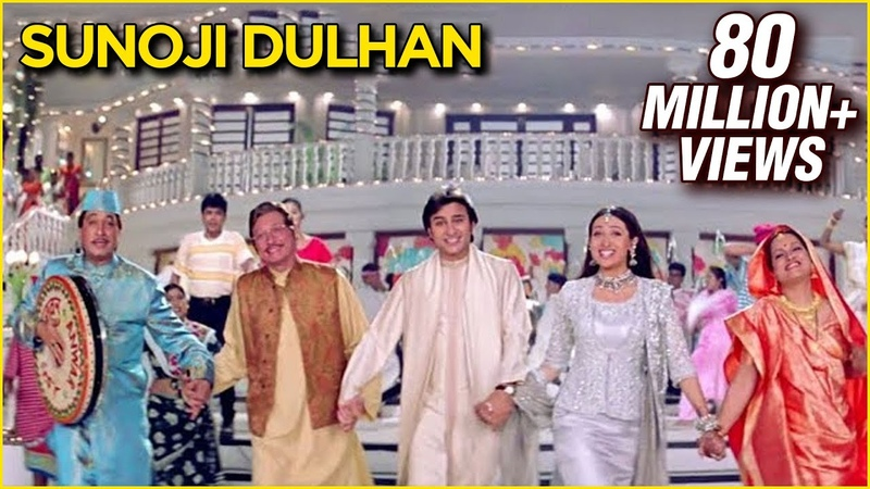 Sunoji Dulhan Video Song Hum Saath Saath Hain Super Hit Marriage Song Bollywood Song