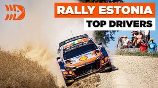 Rally Estonia 2021 - High Risk, High Reward