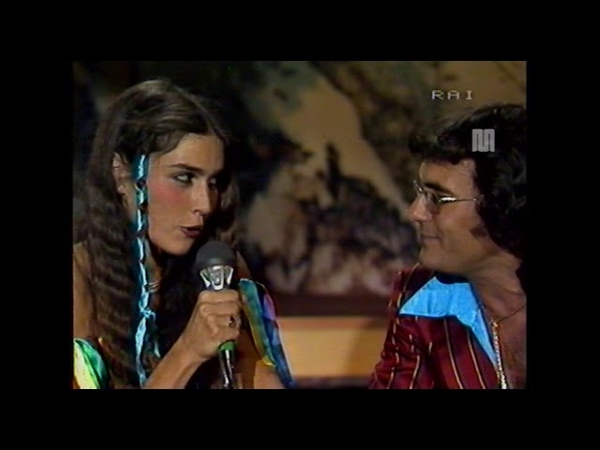 1980 Al Bano e Romina ospite di Pippo Baudo a Domenica In