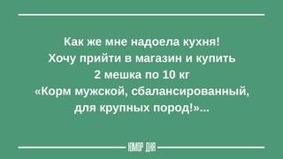 ЖЕНСКИЙ ЮМОР на каждый день ПОДБОРКА 11 - ЮМОР ДНЯ