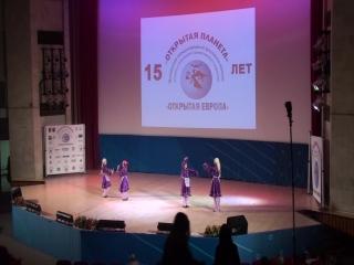 Детский хореографический ансамбль «РАДУГА» - Татарский танец «Красивые обновки»