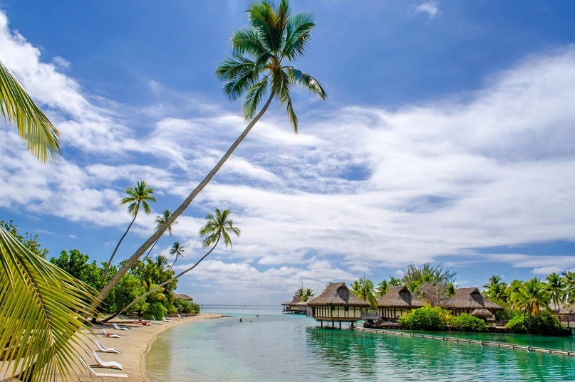 Страны мира — Французская Полинезия, изображение №2