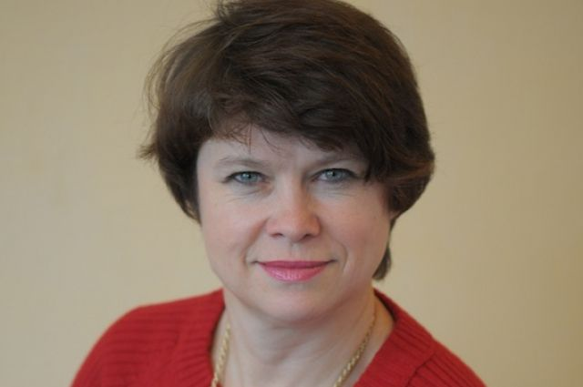Марина Загидуллина, профессор ЧелГУ