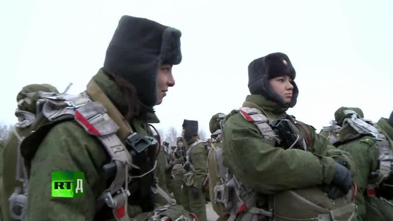 Женский батальон РГВВДКУ 15 серия
