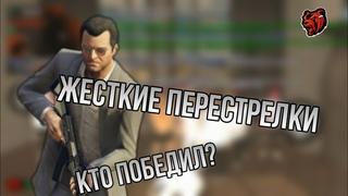 ЖЕСТКИЕ ПЕРЕСТРЕЛКИ! ДРУЖЕСКИЕ ДУЭЛИ СРЕДИ СВОИХ ПАЦАНОВ!!! BLACK RUSSIA CRMP MOBILE
