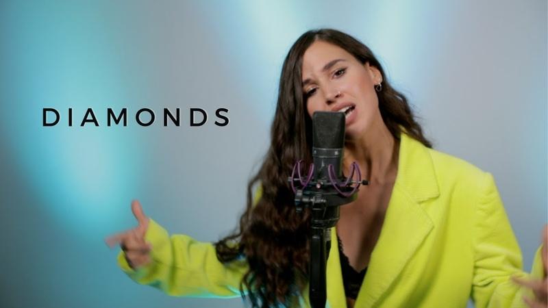 Sam Smith Diamonds Cover by Marcela