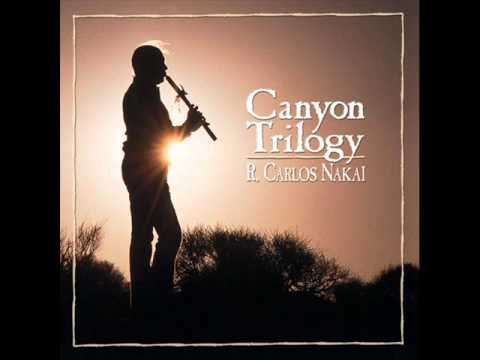 R Carlos Nakai Echoes Of Time Canyon Trilogy Track 4