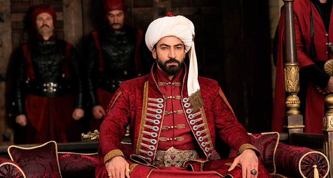 Султан Турции Мехмед II