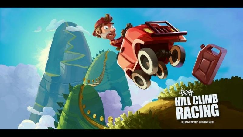 Hill climb racing Neon Map Soundtrack