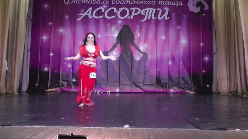 Борисова Юлия Фарангиз 1 место
