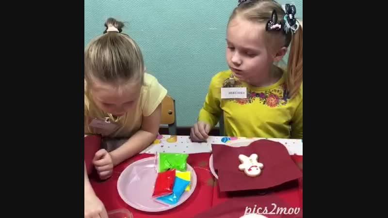 мастер класс Роспись пряников сахарной глазурью