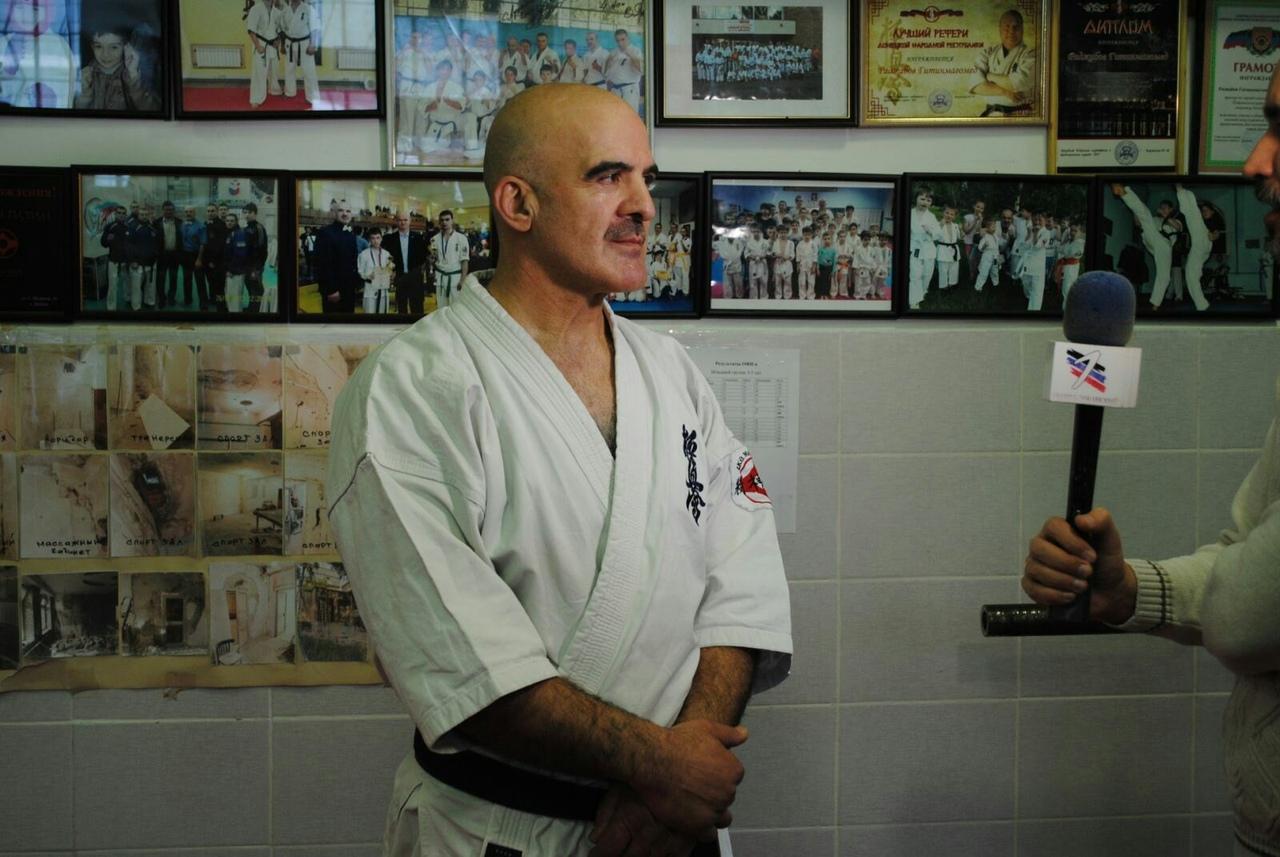 В Петровском районе состоялось открытие школы киокушинкай каратэ