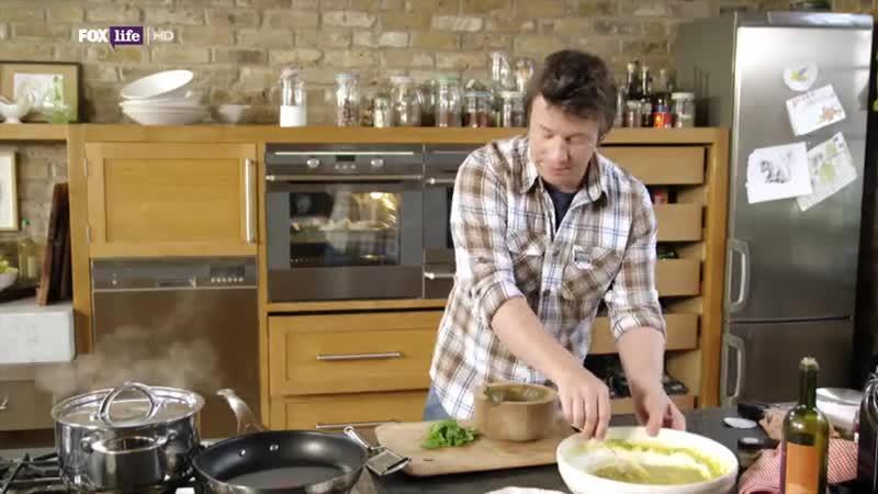 Обеды за 30 минут с Джейми Оливером 2 сезон 12 серия