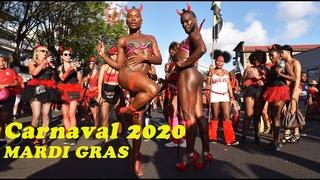 Carnaval Mardi Gras, Fort-de-France 2020