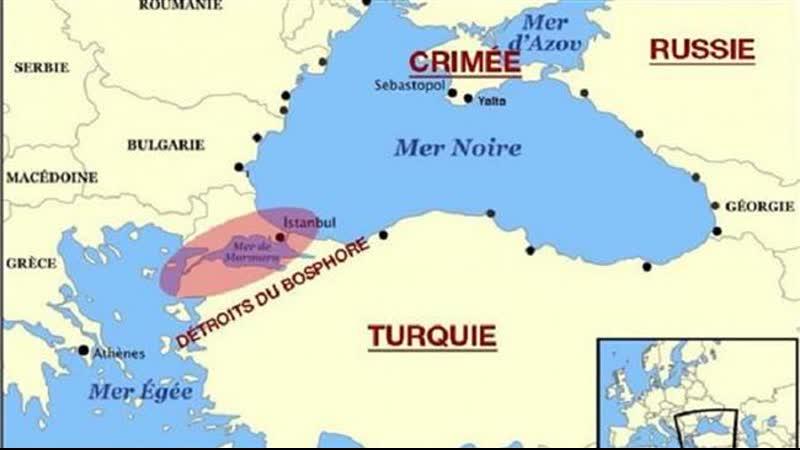 La Turquie veut la Crimée e Press