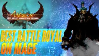 Battle Royal 3x3 w/Scandalous, pSeinos / 4story | 4vision | by RandomArcher