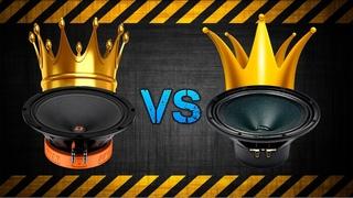 Сравнение DL Audio Raven 200 и Pride Ruby Air 8. Кто громче на датчик?
