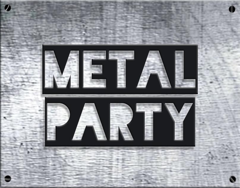 """Афиша Самара Metal party """"Three Axes"""""""