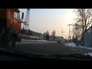 Экзамен ГИБДД. Вождение. Казань. ул. Модельная (Часть 3)
