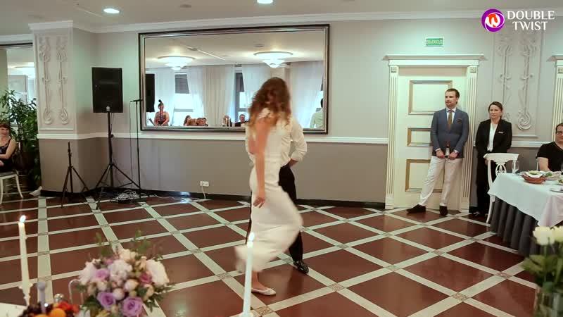 Свадебный танец ТАНГО по настоящему чувственный танец