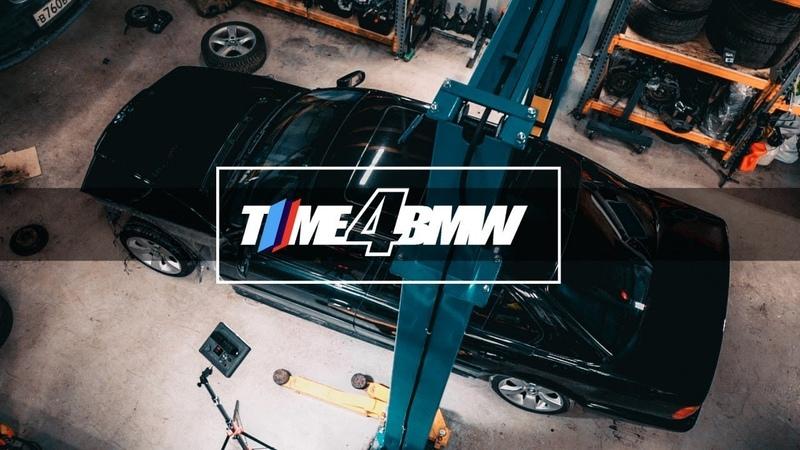 Как хорошо сохранилась 20 летняя семерка BMW e38 750Li