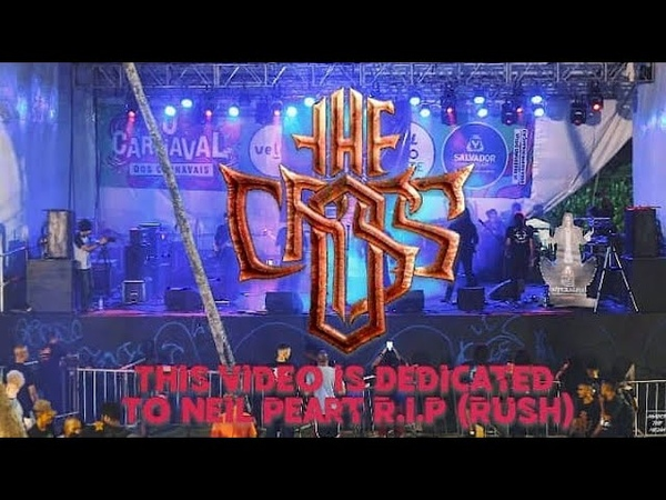 THE CROSS LIVE ENDLESS FALL Festival Palco do Rock 2020