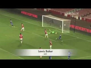 Future Chelsea Stars Lewis Baker and Thorgan Hazard