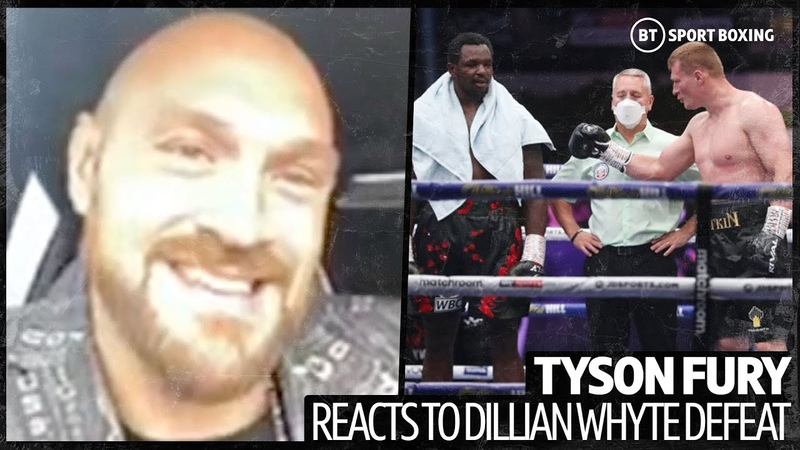 Povetkin is 40 Tyson Fury sends message to Dillian Whyte after knockout wants Joshua fight soon