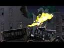 Гангстеры против зомби 2 6 уровень Разрушенный город