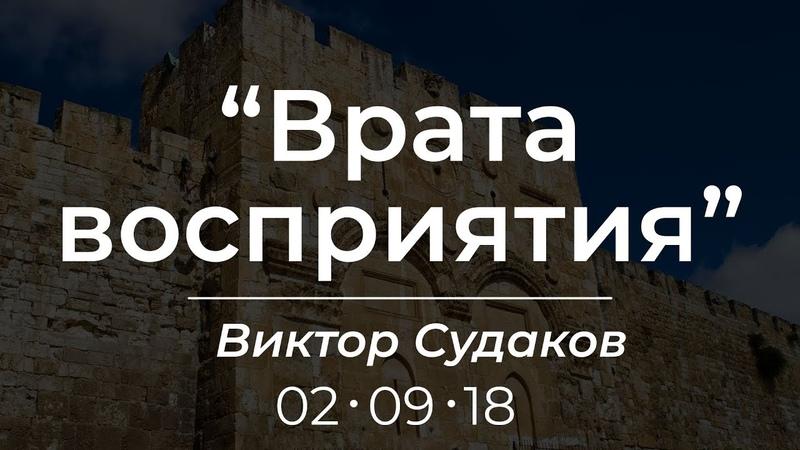 Виктор Судаков Врата восприятия