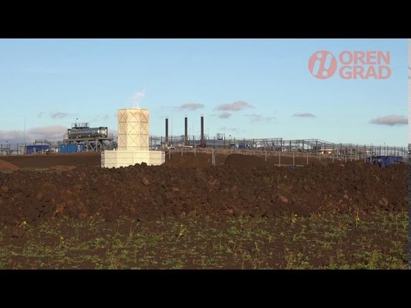 Добыча нефти в Бузулукском бору