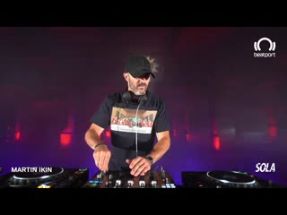 Martin Ikin - Live  Sola Lost Summer Sessions