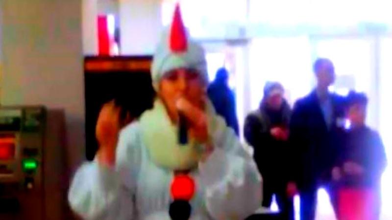 Сказочное Новогоднее представление для детей Снеговик, Дед Мороз и Снегурочка