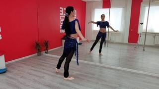 Урок №2. Восточные танцы для начинающих.
