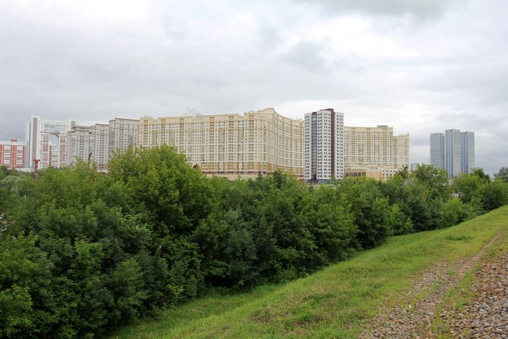 Строительство МЦД-4: Аминьевская, Матвеевская, Минская