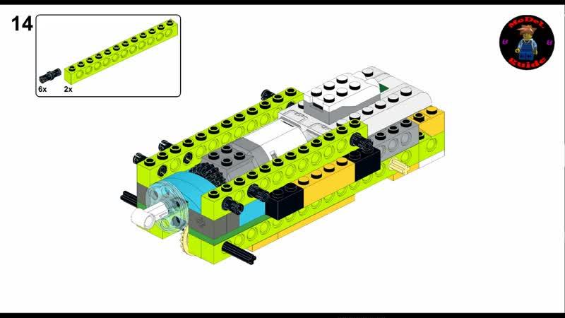 Lego Wedo 2 0 FreeCar Instruction Лего Ведо 2 0 Инструкция