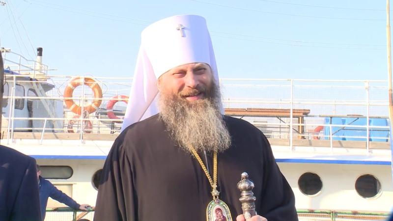 Корабль-церковь «Святой апостол Андрей Первозванный» отправился в очередной рейд по Оби