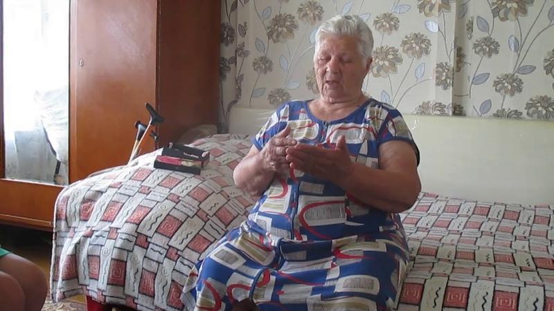 моё детство война Весёлкина Анна Ивановна Верхнеландеховский район Ивановская область