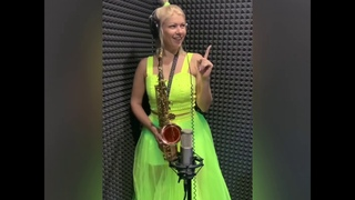 Modern Talking-You're My Heart, You're My Soul (cover Ladynsax)
