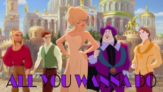 Non/Disney - All You Wanna Do (Rated 15+)
