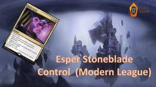 Esper Control Decktech and Modern League - MTG - Kaya's Guile Great?