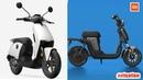Xiaomi Himo T1 electric bike and Xiaomi super Soco Cu2 electric scooter (RisoFan💻)