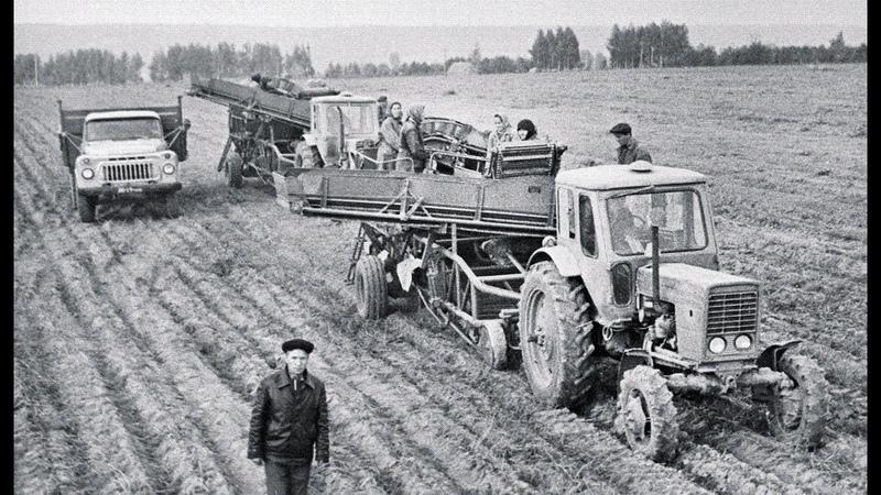 CССР Сельское хозяйство 1985 г Полная версия фильма