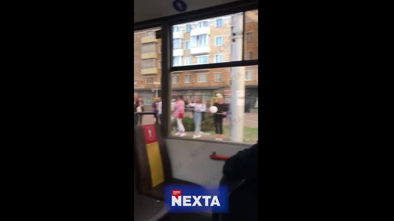 Партизанский проспект в Минске