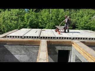 Наши реализованные проекты домов из полистиролбетона в Долгопрудном и Соболихе : Подмосковье