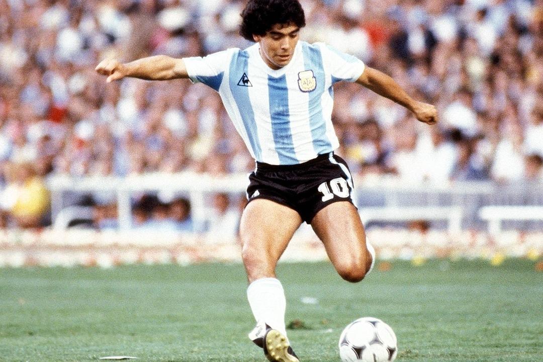 Диего Марадона. Сборная Аргентины
