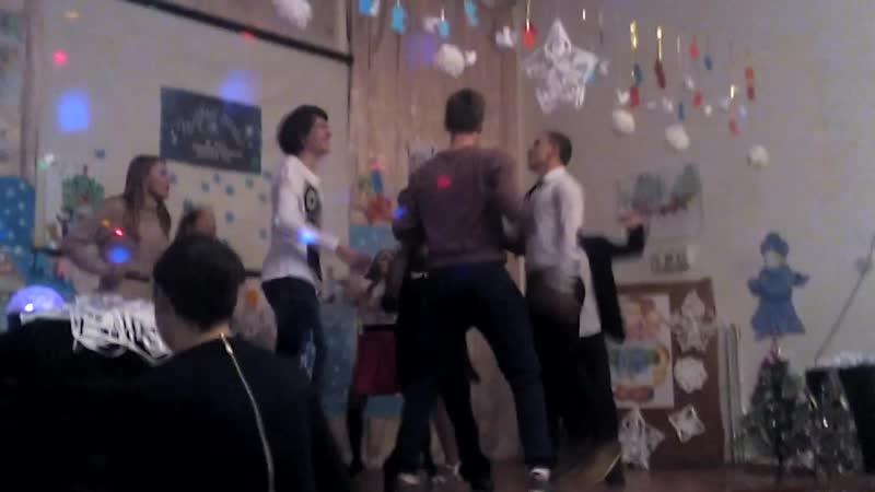 апупительные танцы