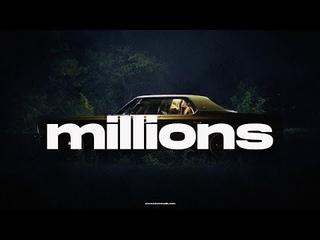 "The Weeknd Type Beat x Post Malone– ""Millions"" Dark Rnb Instrumental 2021"